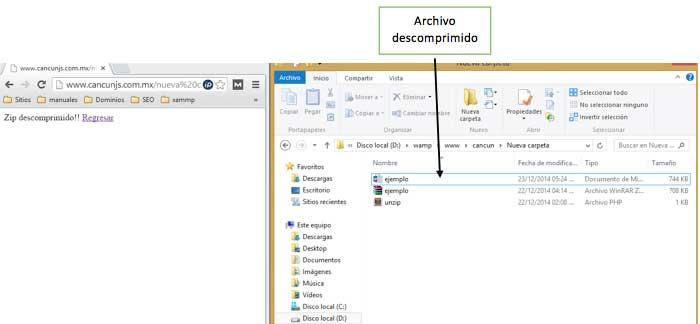descomprimir-formatos-zip-php