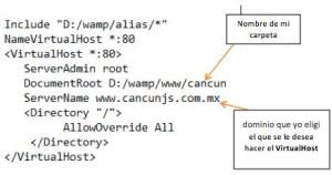 como hacer un virtualhost-en- el- servidor-apache-en-windows